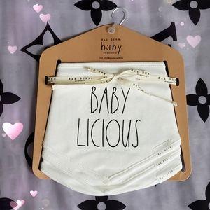 Rae Dunn ❤ Baby Bibs